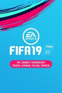 Kommentar (Deutsch, Französisch, Italienisch, Spanisch) für The Journey: Champions