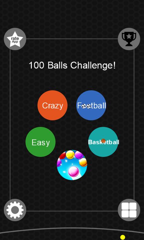 100 Balls Challenge