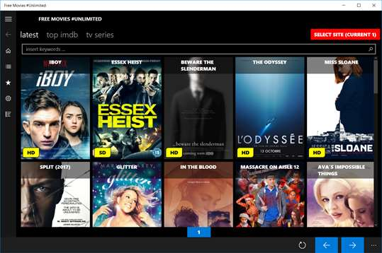 free movies unlimited for windows 10 free download. Black Bedroom Furniture Sets. Home Design Ideas