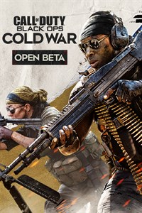 Call of Duty: Black Ops Cold War Open Beta Xbox One Digital