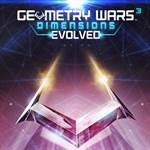 Geometry Wars™ 3: Dimensions Evolved Logo