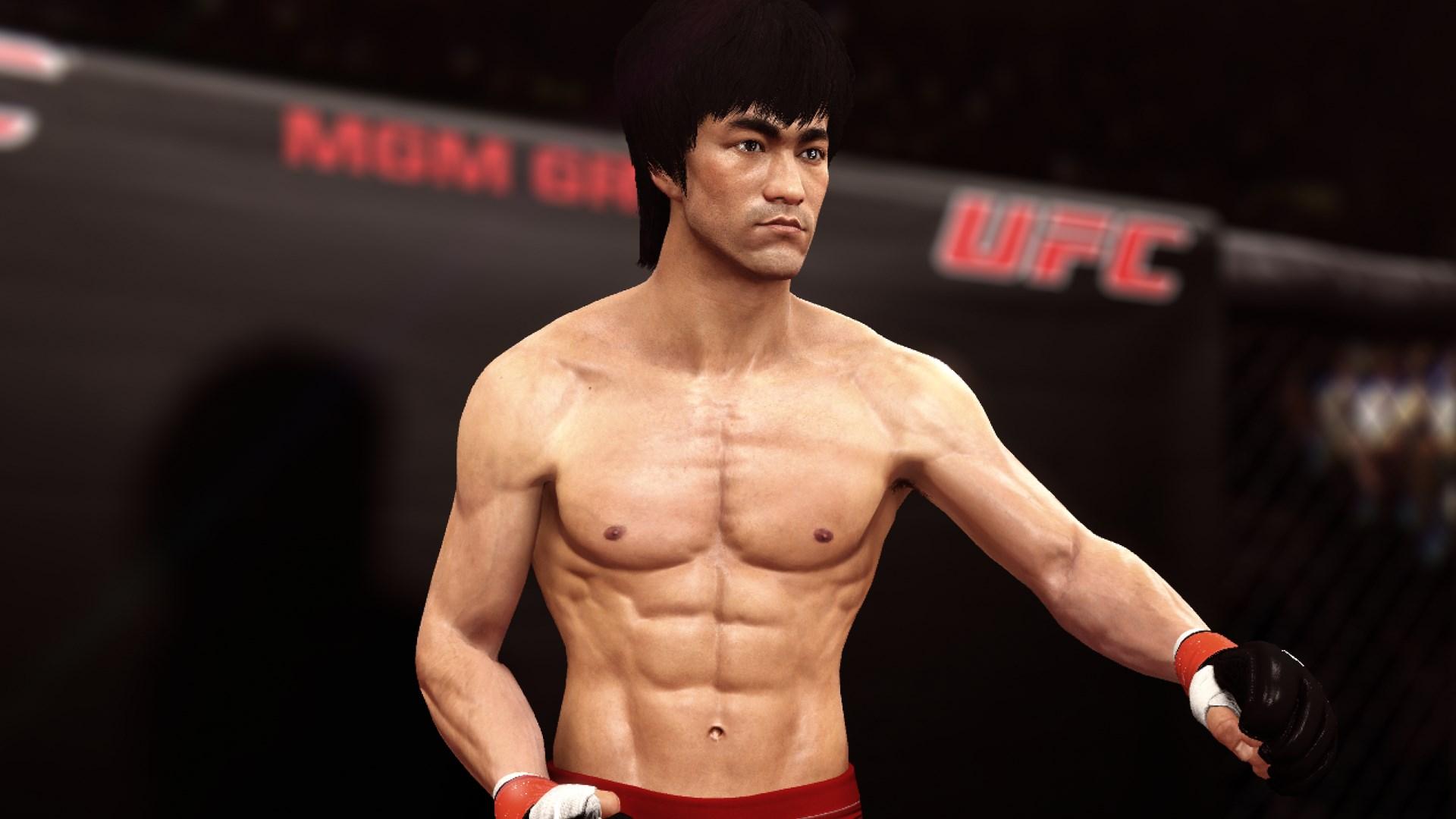 Bruce Lee - Bantamweight