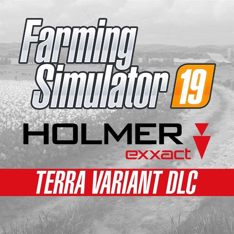 Farming Simulator 19 - HOLMER Terra Variant DLC Xbox One — buy