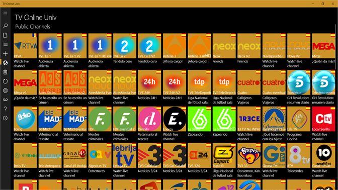 Get tv online univ microsoft store screenshot stopboris Choice Image
