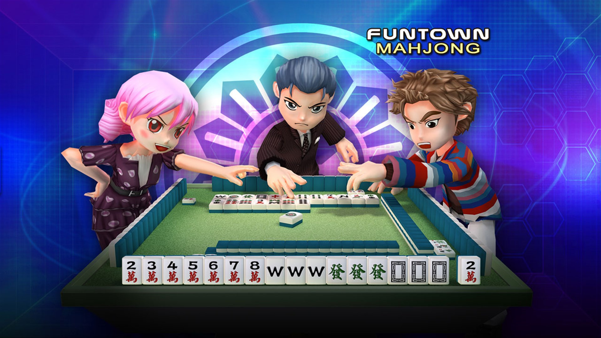 FunTown Mahjong - Chinese Festival