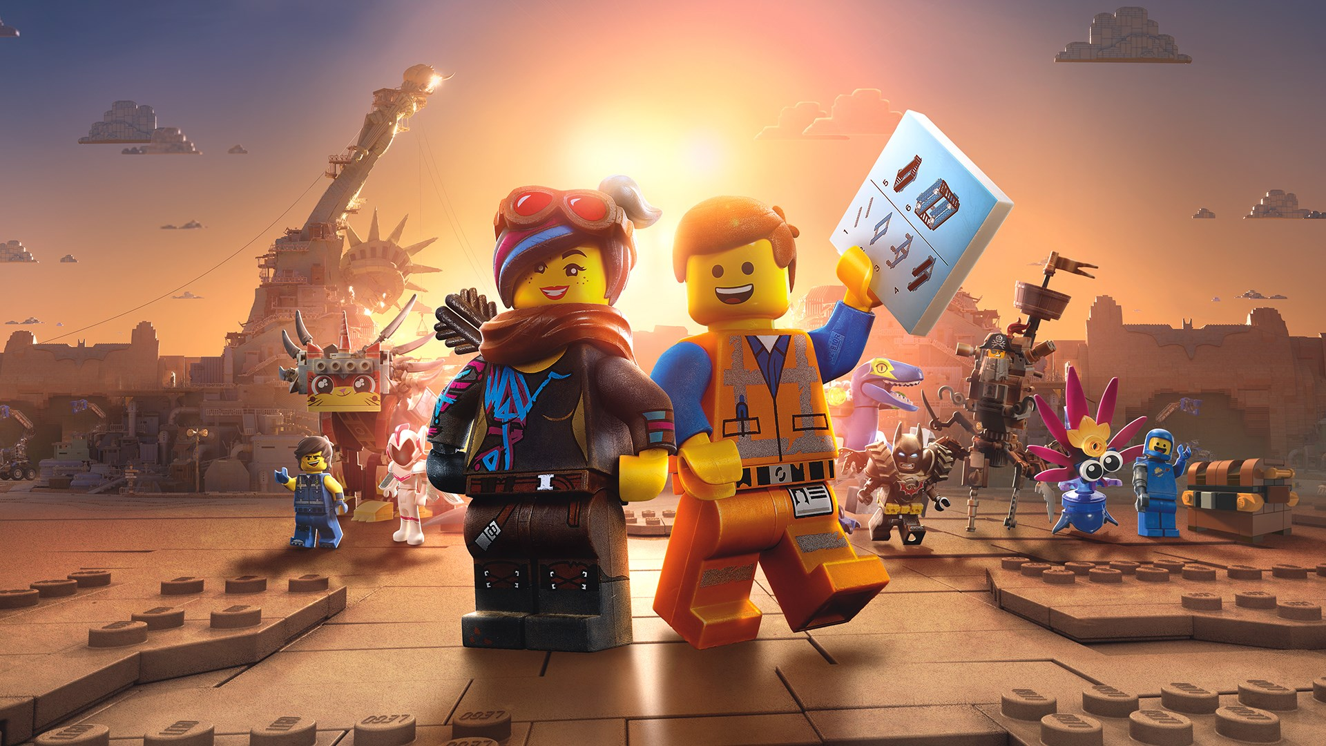 Buy The LEGO Movie 2 Videogame - Microsoft Store