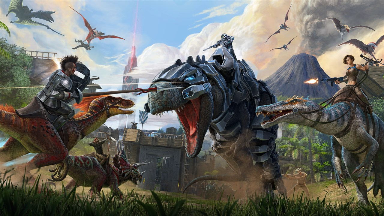 Buy ARK: Survival Evolved - Microsoft Store en-IN
