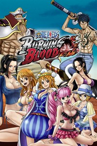 Carátula del juego One Piece: Burning Blood Costume Pack