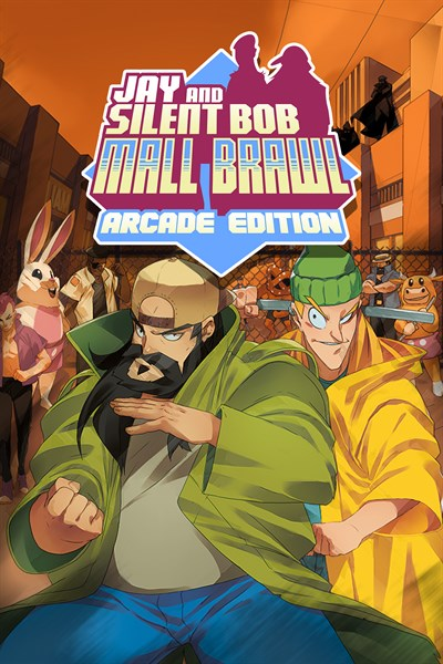 Jay and Silent Bob - Mall Brawl