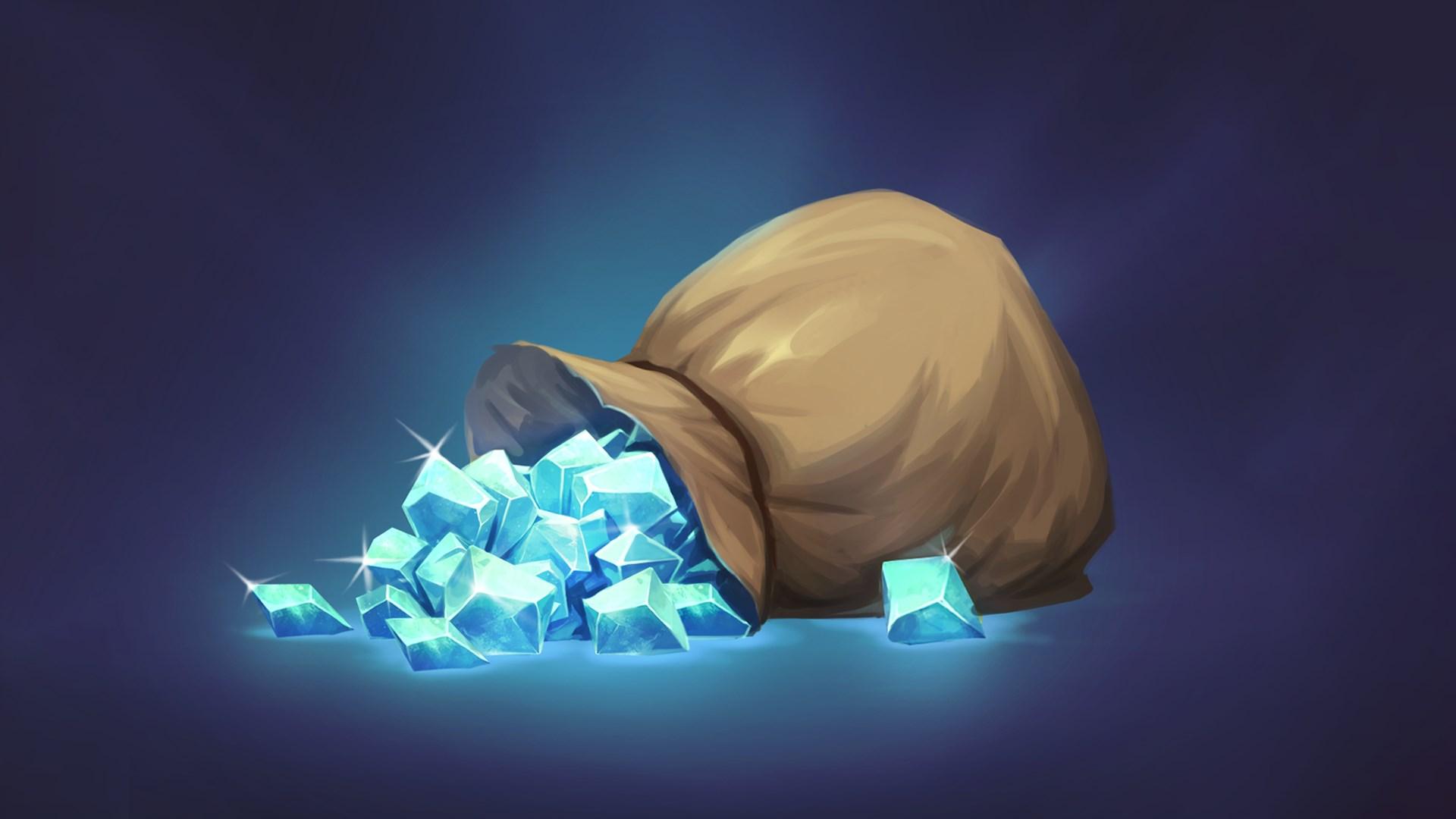 1500 Paladins Crystals