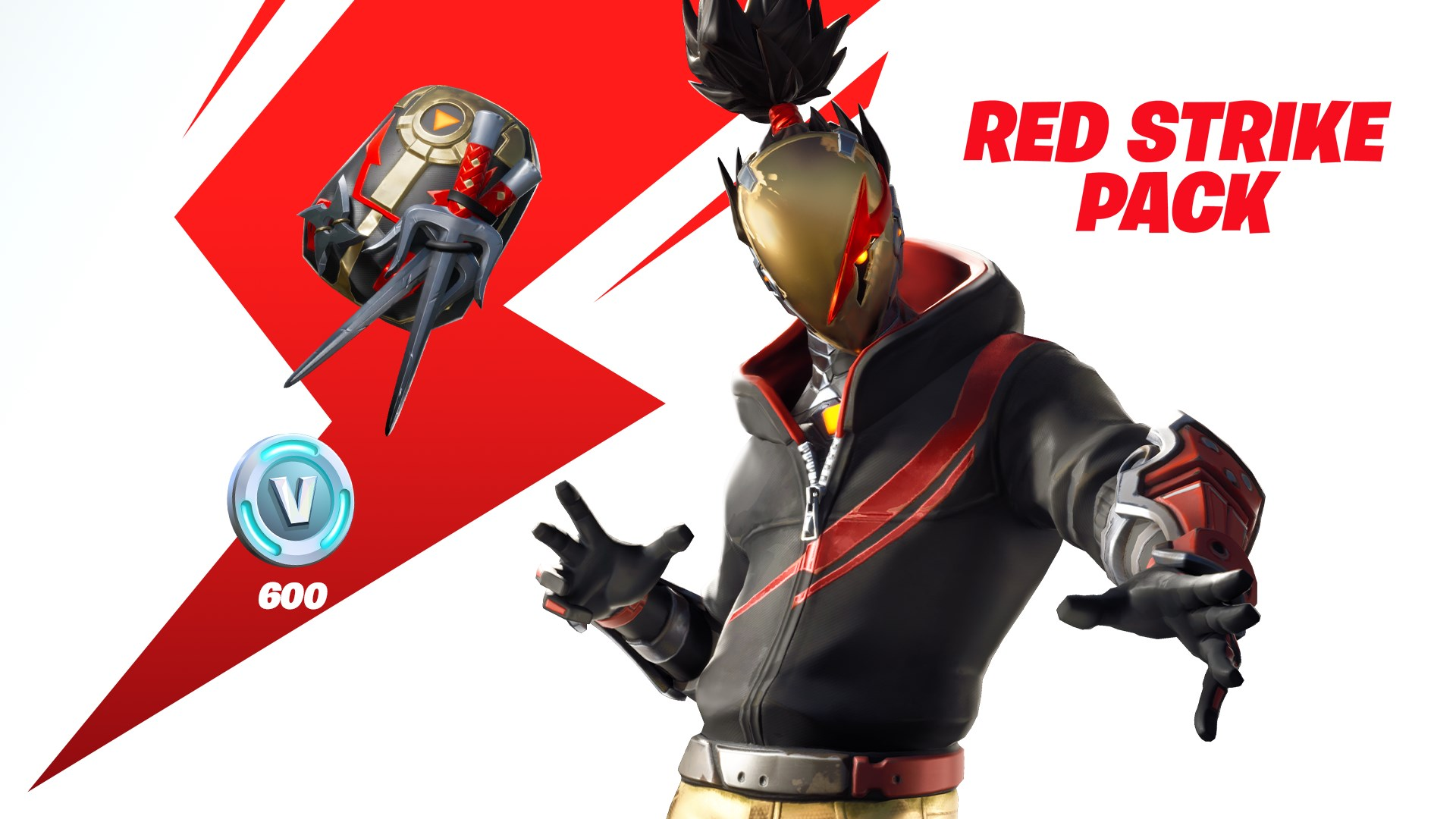 Fortnite: Battle Royale – Das Roter-Rächer-Paket