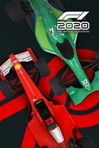 Carátula del juego F1 2020: Schumacher Edition DLC