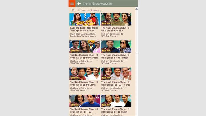 الحصول على The Kapil Sharma Show  - Microsoft Store في ar-EG