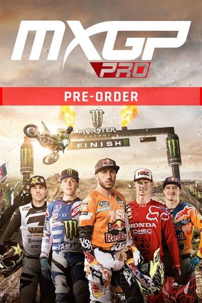 MXGP PRO - Pre-order