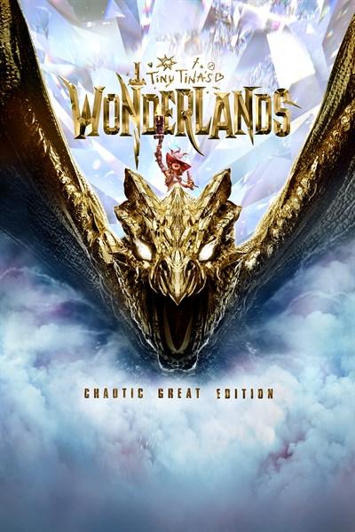 Tiny Tina's Wonderlands: Chaotic Great Edition Pre-Order Bundle