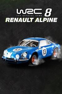 Carátula del juego WRC 8 - Alpine A110 (1973)