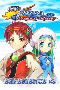 Experience x3 - Frane: Dragons' Odyssey
