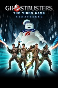 Carátula para el juego Ghostbusters: The Video Game Remastered de Xbox 360