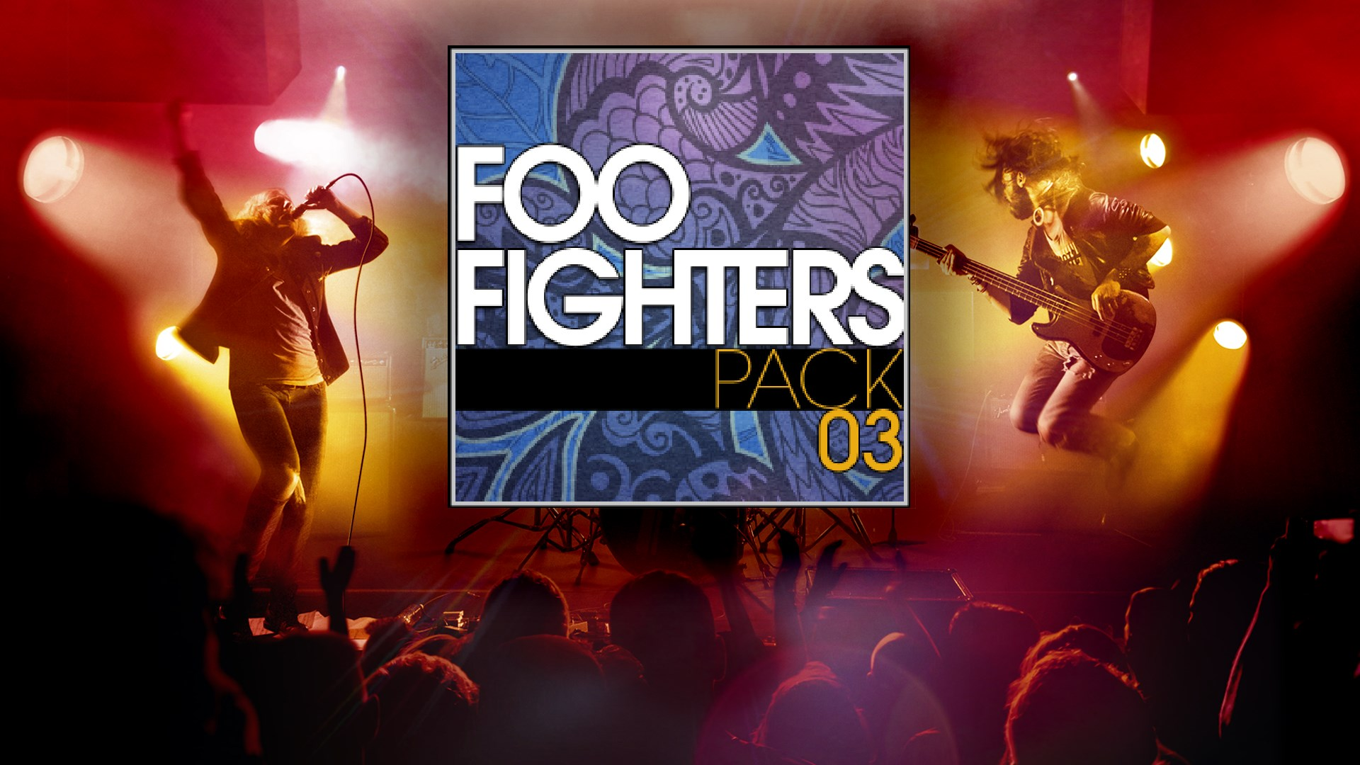 Foo Fighters Pack 03