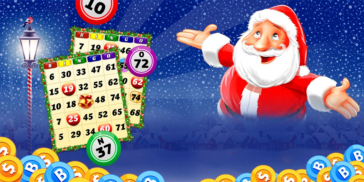 get christmas bingo santas gifts microsoft store - Christmas Bingo