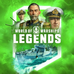 World of Warships: Legends — Lend-Lease Raider Xbox One