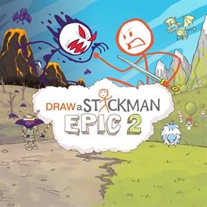 Draw a Stickman: EPIC 2 Xbox Xbox One