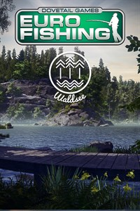 Carátula para el juego Euro Fishing: Waldsee de Xbox 360