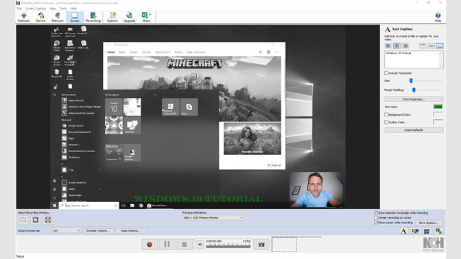 Debut Screen and Video Recorder Free 구매 - Microsoft Store ko-KR