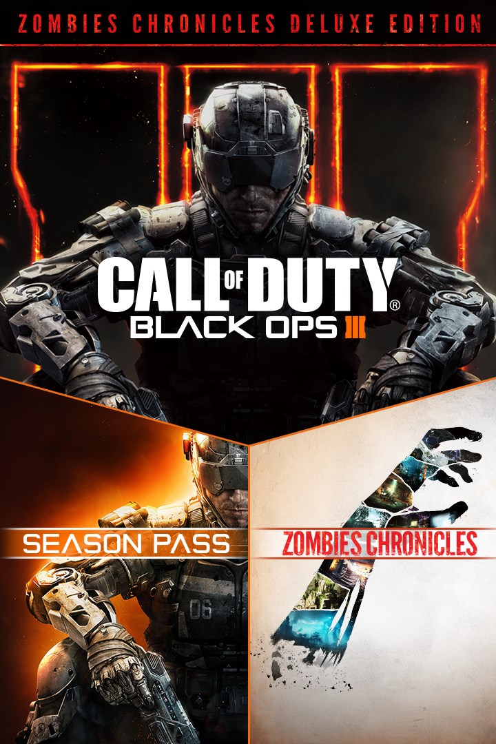 Buy Call of Duty®: Black Ops III - Zombies Deluxe ...
