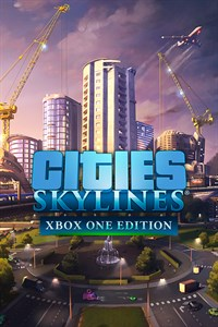 Carátula del juego Cities: Skylines - Xbox One Edition