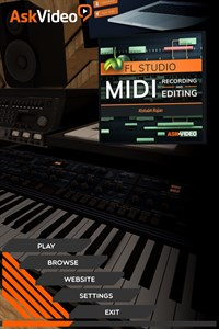 Recording & Editing Course For FL Studio by AV 102