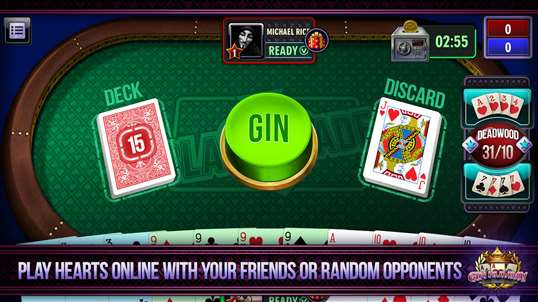 Gin Rummy card game for Windows 10 PC Free Download - Best Windows 10 Apps