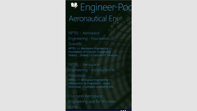 Get Engineer-Pocket - Microsoft Store