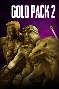Carátula del juego Gold Skin Pack 2