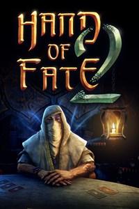 Carátula para el juego Hand of Fate 2 de Xbox 360