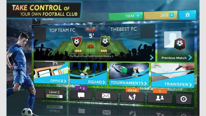 Get Football Management Ultra-FMU - Microsoft Store