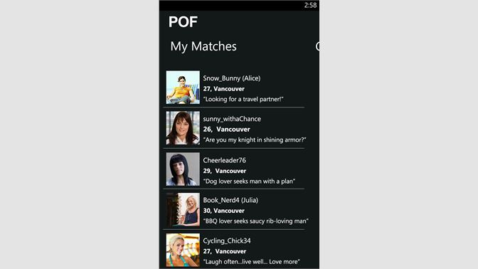 Best dating apps windows phone