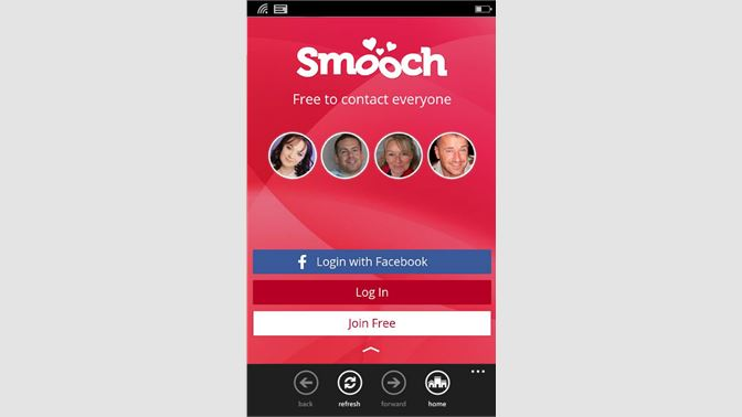 smooch free dating login