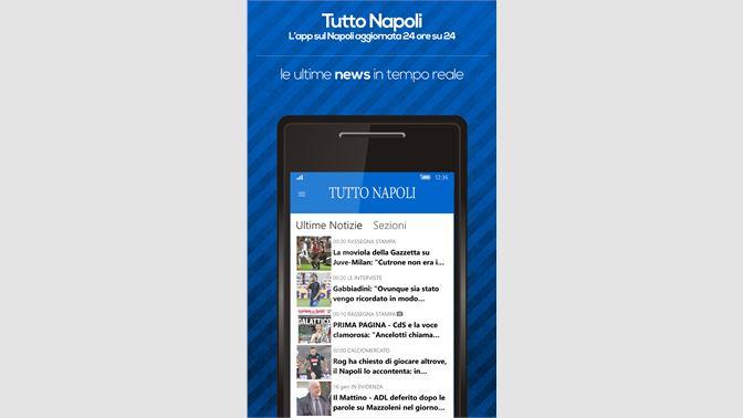 Acquista Tutto Napoli Microsoft Store It It
