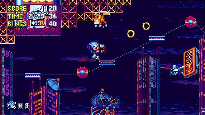 Buy Sonic Mania - Microsoft Store