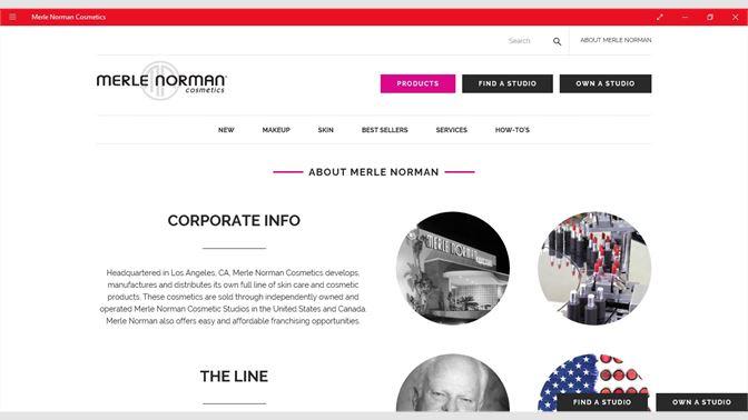 Get Merle Norman Cosmetics - Microsoft Store