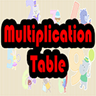 Multiplication Table - Learn and Play