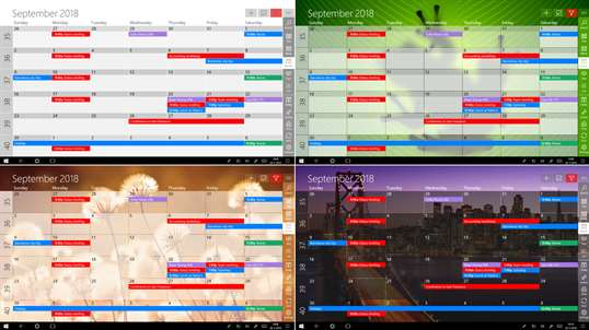 One Calendar screenshot 3