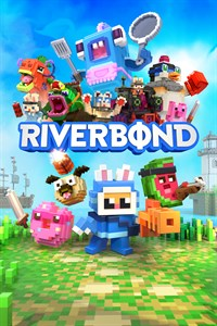 Carátula para el juego Riverbond de Xbox 360
