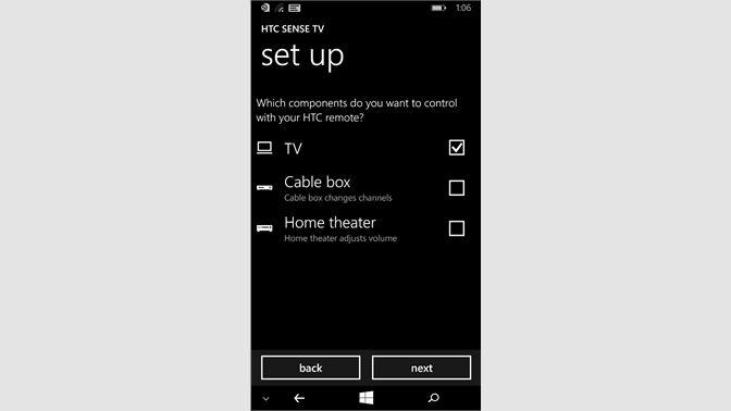 Get HTC Sense TV - Microsoft Store