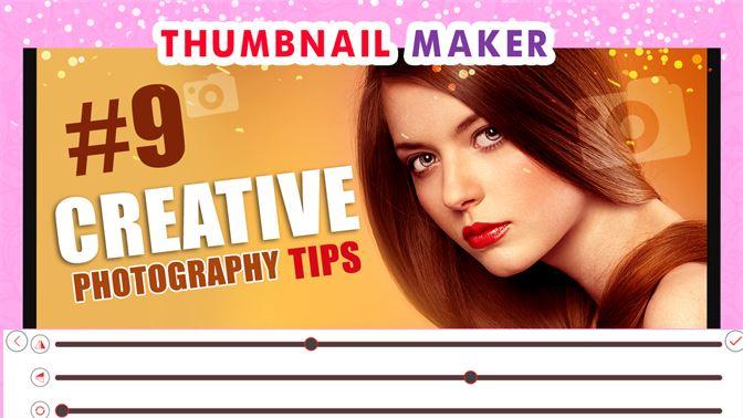 Get Thumbnail Maker & Banner Maker - Microsoft Store