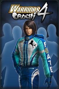 WARRIORS OROCHI 4: Legendary Costumes Jin Pack