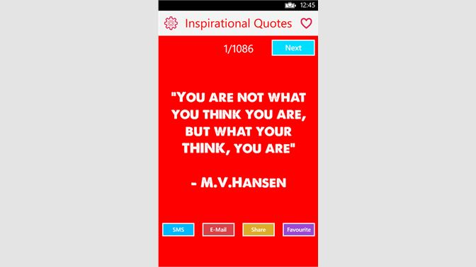 Get Inspirational Quotes Microsoft Store