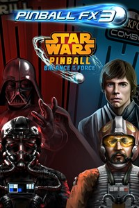 Carátula del juego Pinball FX3 - Star Wars Pinball: Balance of the Force