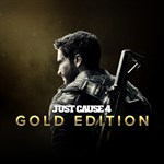 Just Cause 4 - Gold Edition Logo
